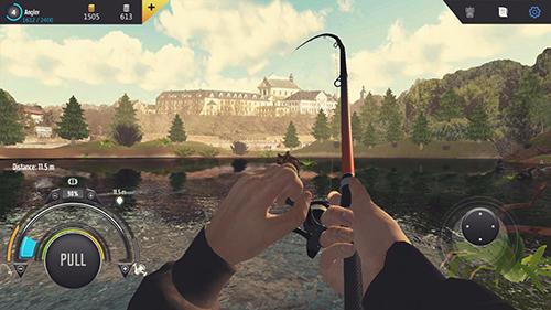 真实钓鱼模拟器手游安卓版 v0.4截图