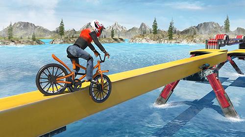 疯狂挑战极限自行车官方安卓版 v1.4截图