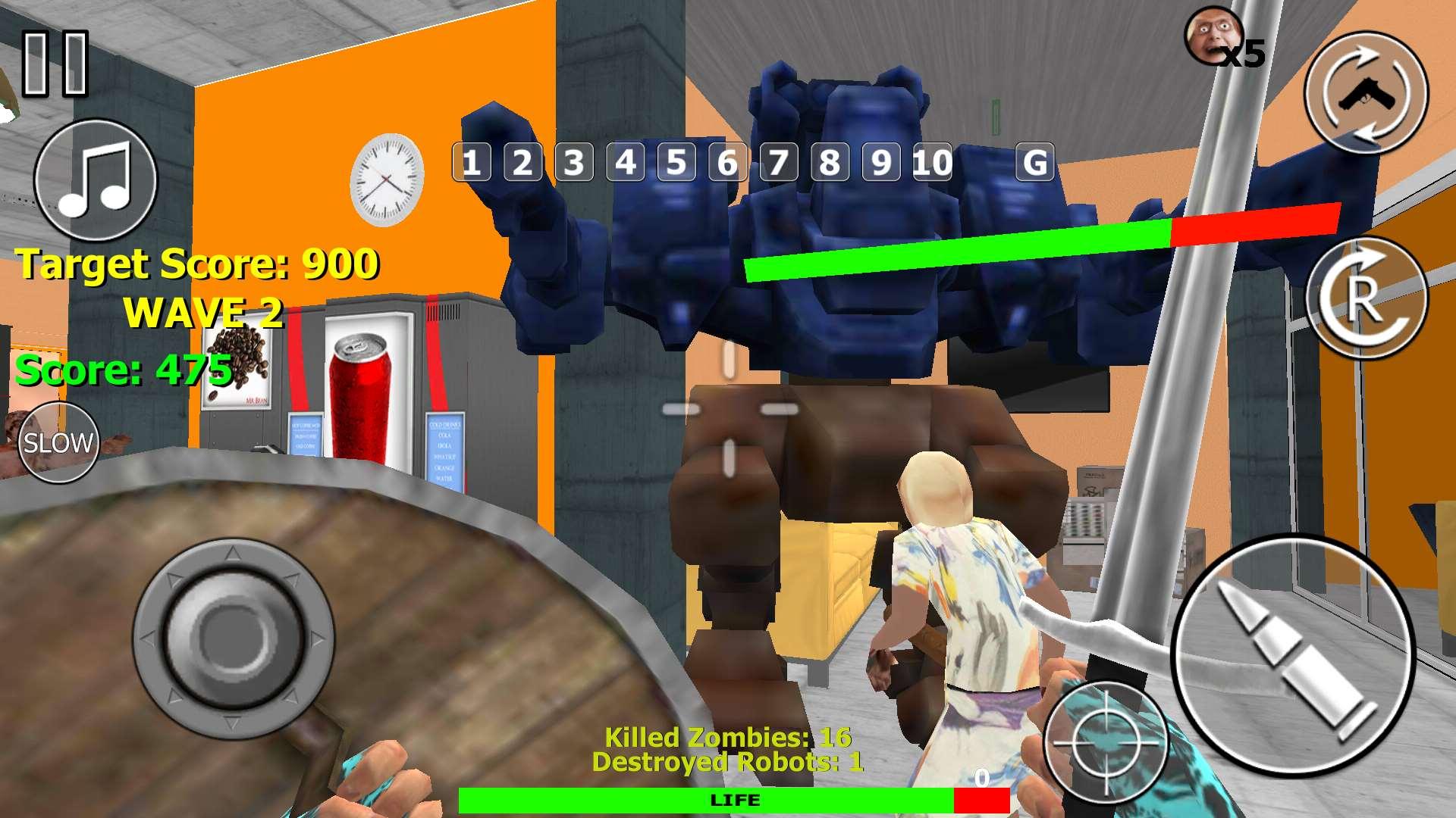 奶奶模拟器granny simulatoryi移植steam版 v2.01截图