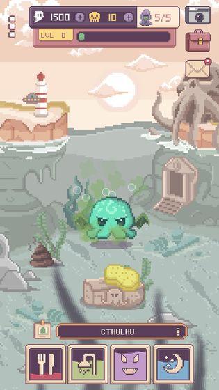 克苏鲁宠物2游戏安卓官网版 v1.0截图