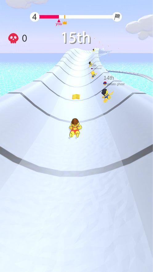 水上乐园滑行大作战2小游戏苹果版 v1.0截图