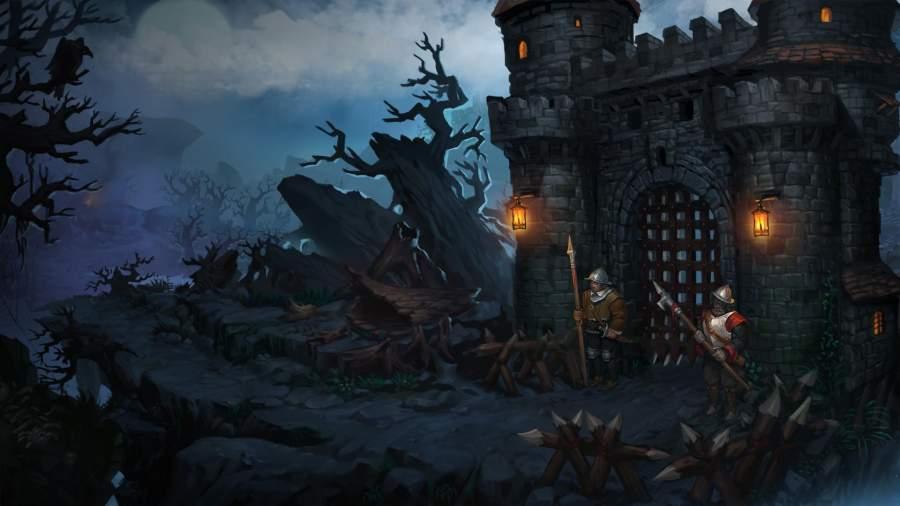 暗黑探险2游戏汉化版 v1.0截图