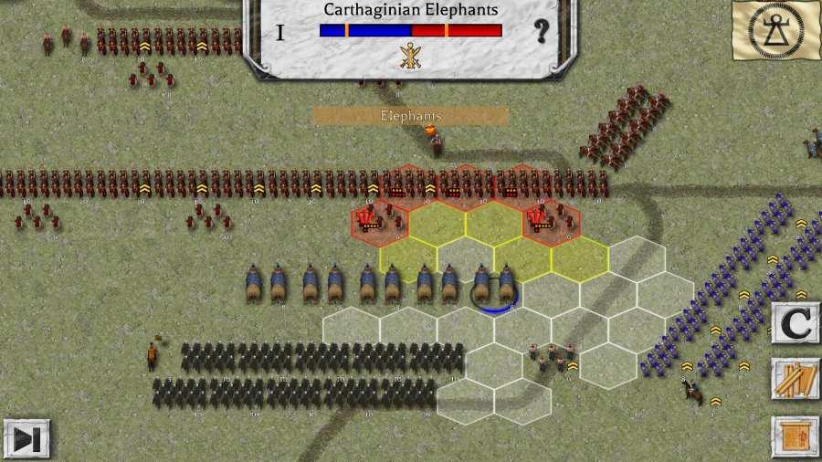 古代战争世界游戏安卓汉化版 v2.0.0截图