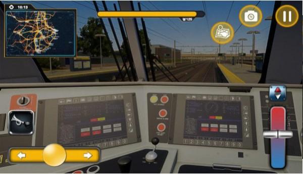 火车轨道模拟器2019最新版下载 v1.01截图