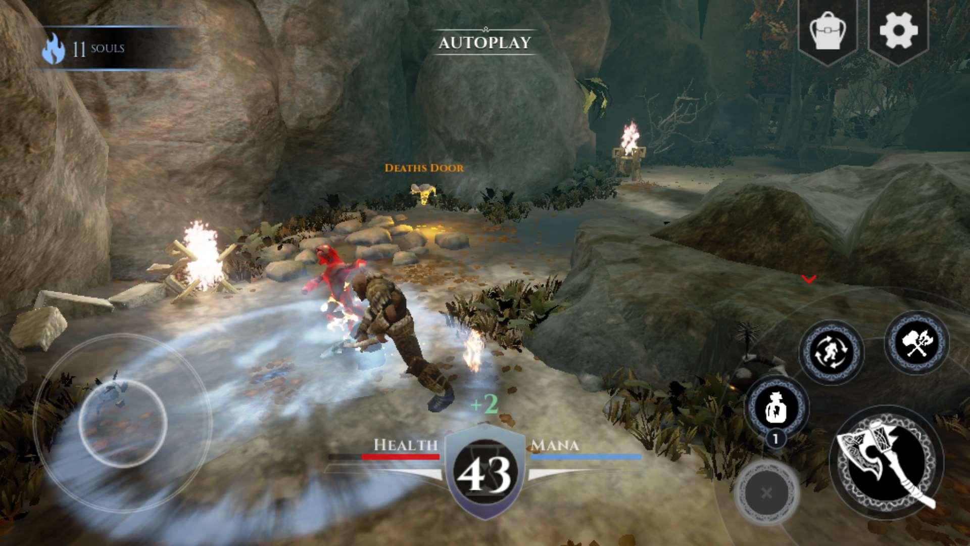 地狱之波游戏满装备无敌破解版 v0.18截图