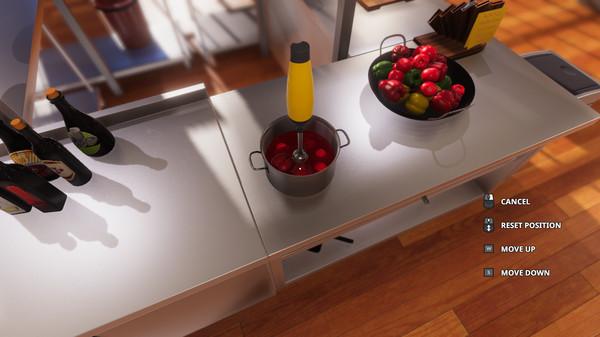 一条小团团厨房游戏官方手机版 v1.0截图