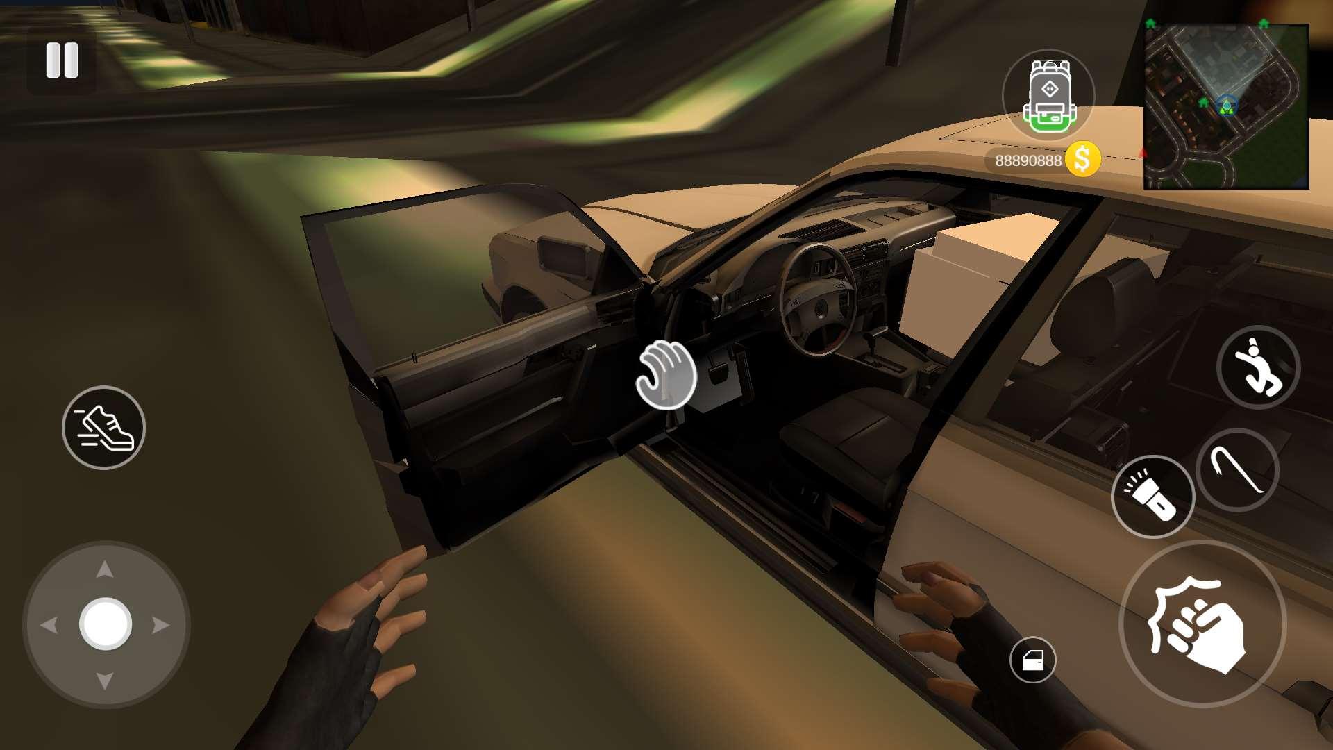 偷盗模拟器游戏无限金币破解版 v1.1.截图