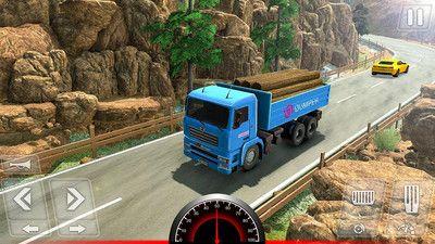 客车卡车模拟器欧洲2游戏手机版 v1.0截图