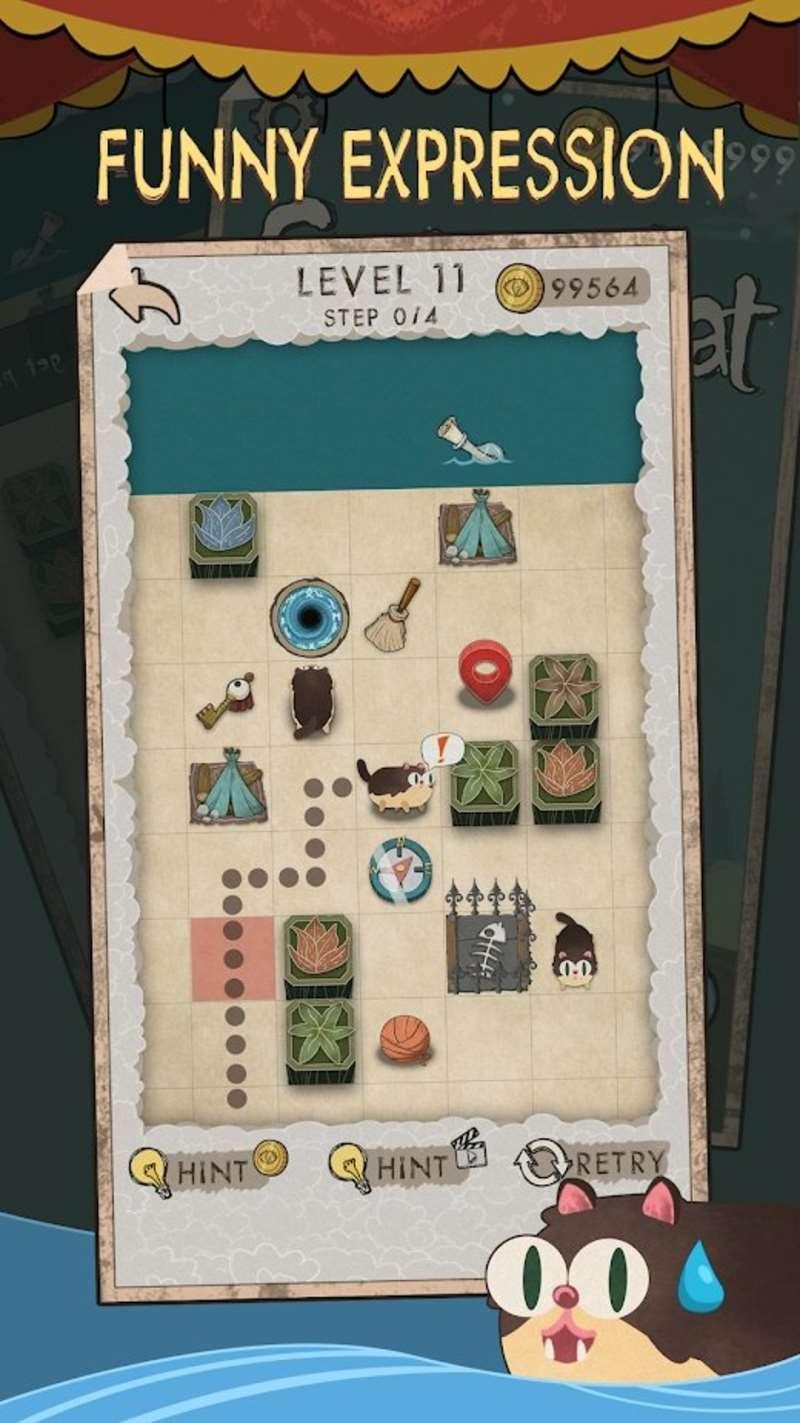 奇怪的猫游戏无限金币提示完整版 v1.1.0截图