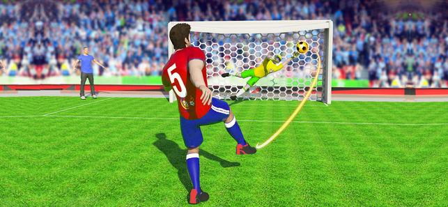 足球比赛联盟游戏官方安卓版 v1.0截图