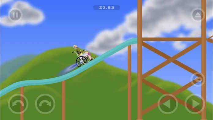 快乐极限赛车游戏无限金币破解版下载 v1.2截图