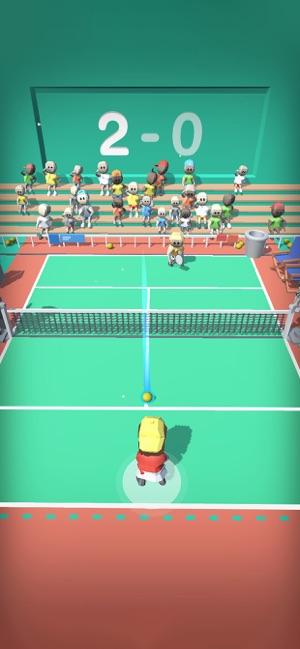 网球明星游戏安卓版 Tennis Stars v1.0截图