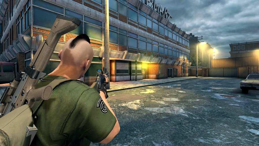 屠杀者3反叛者游戏安卓汉化版 v1.3截图