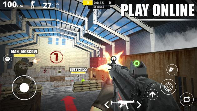 打击力量Online游戏安卓中文版 v1.0截图