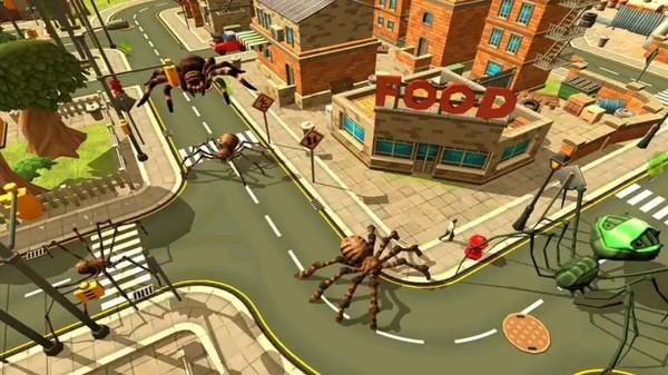 消灭蜘蛛游戏无限金币破解版 v1.0截图