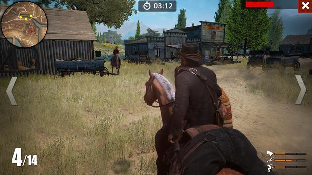 牛仔之战游戏中文安卓版 v1.0.1截图