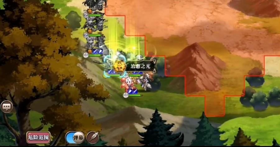 梦幻模拟战帝国的遗志怎么过?挑战2帝国的遗志通关攻略图片3