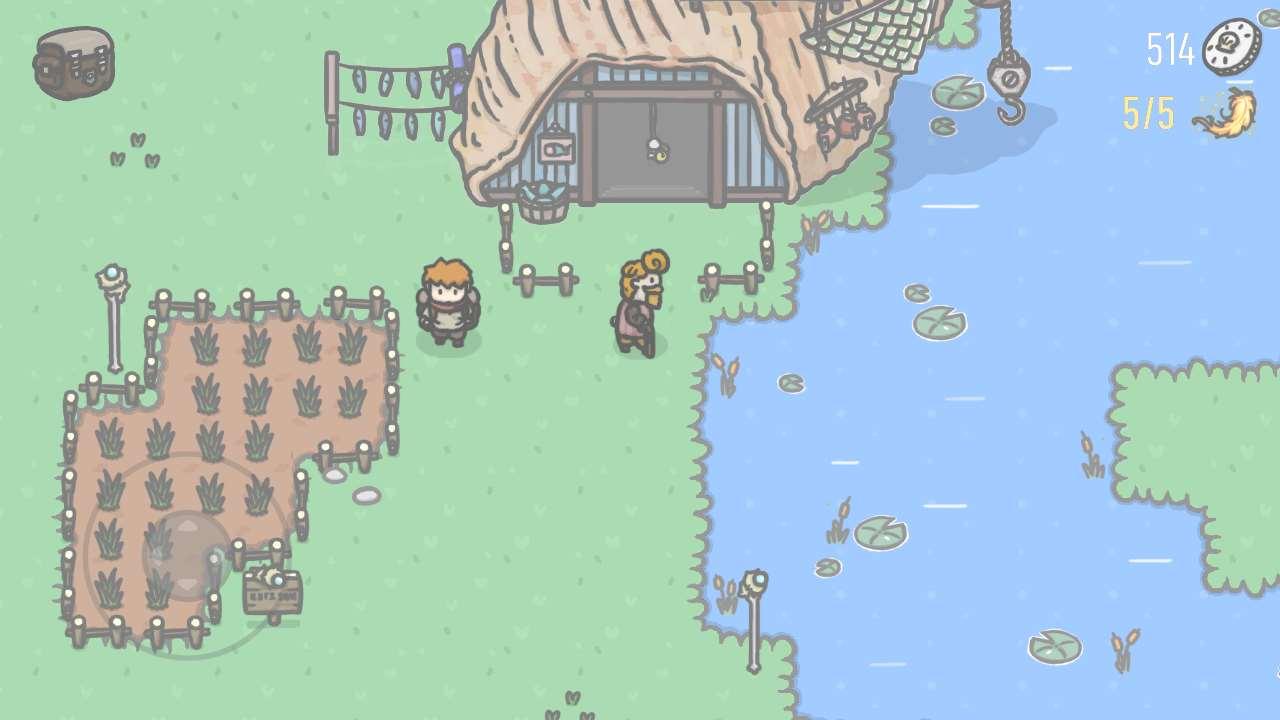 小小山谷游戏汉化版 Tiny Vale v1.0截图