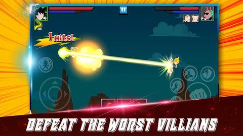 火柴人格斗之戰游戲安卓官方正版 v1.0截圖