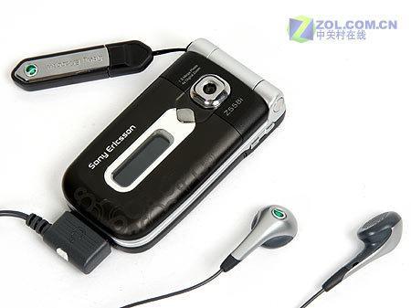 图为索尼爱立信公司的翻盖手机Z558i-创意十足 索爱翻盖手写机Z558