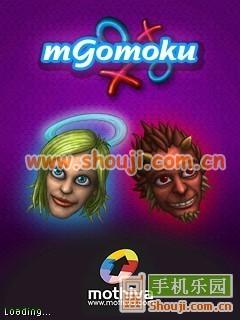 超炫五子棋 mgomoku 绿色版 - Windows Mobile手机游戏下载