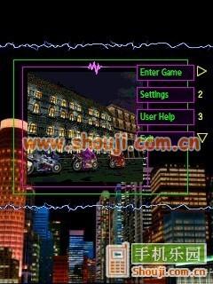 摩托竞赛 3D Speed City 1.1 完全版 - 手机游戏下载