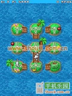 宾尼兔 逃离孤岛