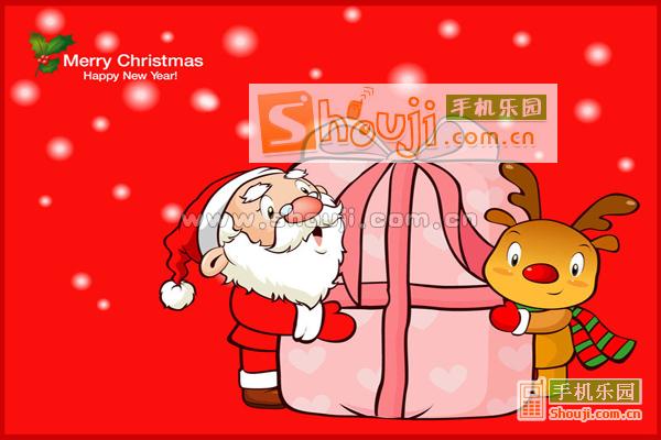 来自手机乐园的圣诞礼物--索爱系列精美圣诞主题强力推荐