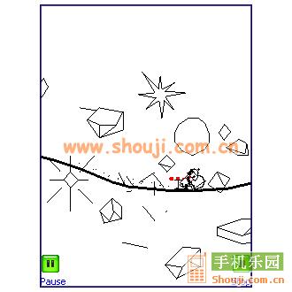 划线小人 Line Rider v1.0截图