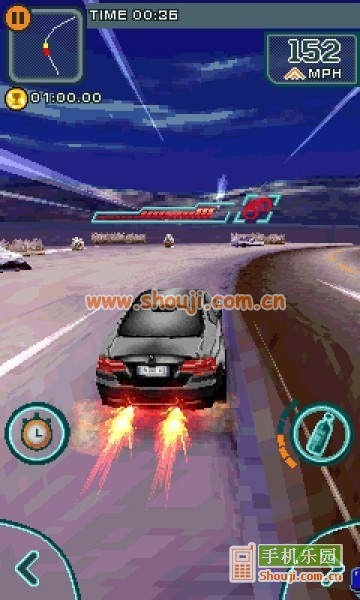 极品飞车14 热力追踪 - Windows Mobile手机游戏下载
