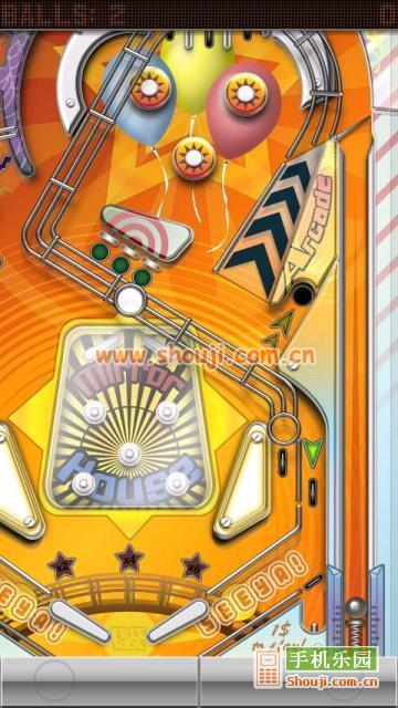 豪华弹珠台 Pinball Deluxe v1.3.11截图