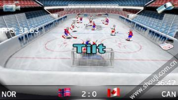 魅力曲棍球 Magnetic Sports Hockey v1.6.6截图