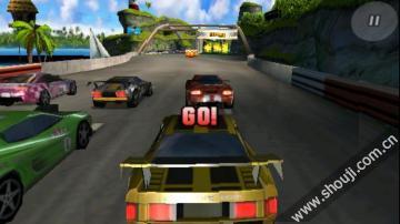 雷霆赛车2 修改版  Raging Thunder 2 HD v1.0.17图
