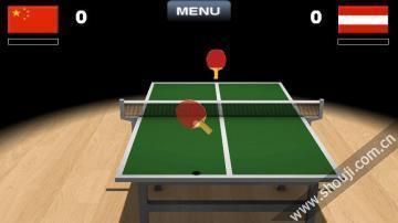 3D乒乓球 Virtual Table Tennis 3D v2.7.1截图