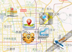 Android平台免费地图推荐