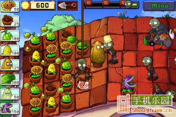 植物大战僵尸 Plants vs. Zombies v1.0截图