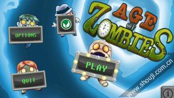 僵尸时代 Age of Zombies v1.2.8图
