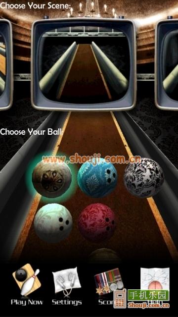 3D保龄球 3D Bowling v1.8截图