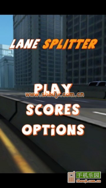 3D街头摩托竞速 Lane Splitter v5.0.0图