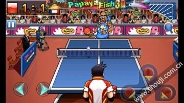疯狂乒乓球 Crazy PingPong v1.1截图