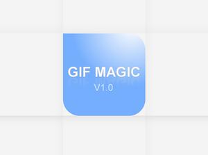 还在用GIF快手?快试试GifMagic吧——GIF图片制作工具GifMagic简易评测