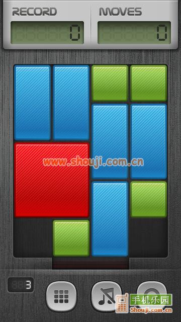 方块迷宫图
