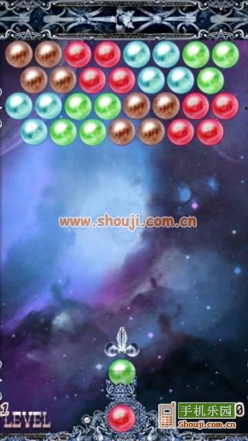 泡泡龙 Shoot Bubble Deluxe v2.5截图