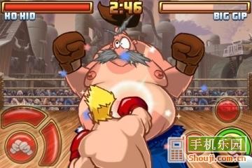 超级拳击2 SUPER KO BOXING 2 v2.8截图