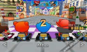 跑跑卡丁车 KartRider Rush v2.08截图