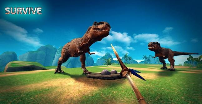 《ARK生存岛进化3D》玩法技巧攻略