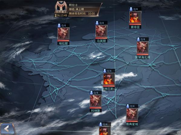 天启联盟世界BOOS怎么打 世界BOOS攻略