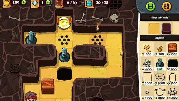 迷宫盗贼新手通关玩法技巧攻略  新手怎么玩 有什么技巧