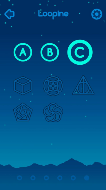 Loopine攻略 全图通关方法万能公式分享
